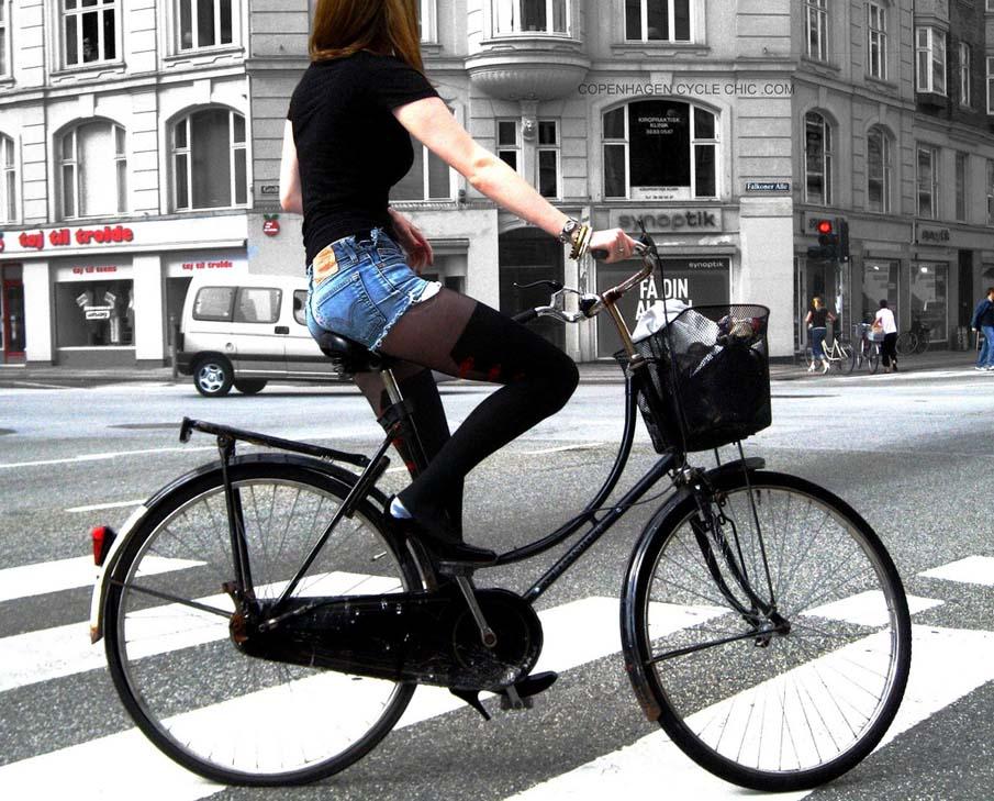 Копенгаген Fashionista на колесах