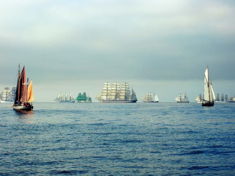 Tall Ships Race 2010