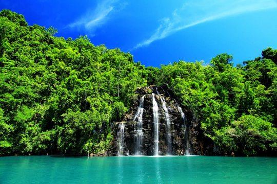 Kahatola Waterfall