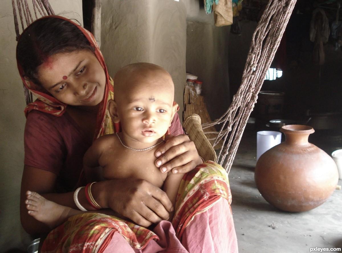 Image result for mother of  village