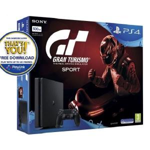 PS4 Gran Turismo Sport Bundle
