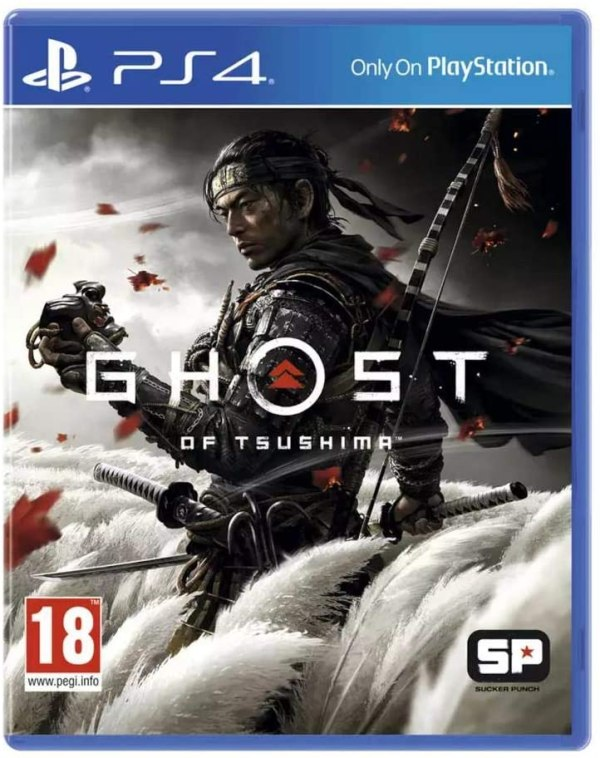 Ghost Of Tsushima (PS4) Best Price in BD - PXNGAME