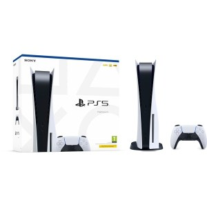 PlayStation 5 Console Disc Edition PS5