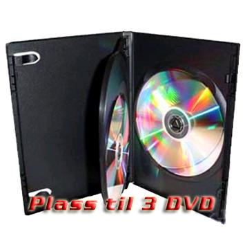 dvd salg