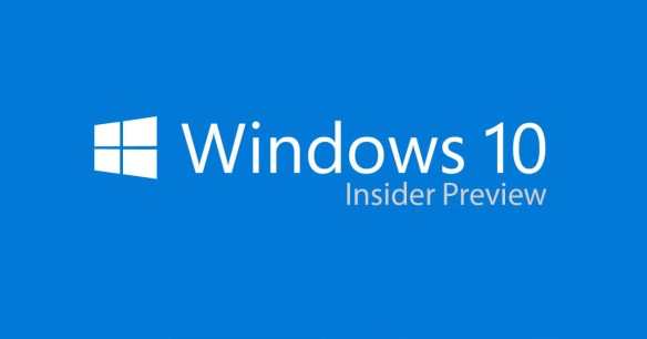 Windows 10 Insider Preview Build