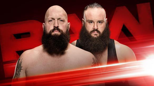 WWE Monday Night RAW Episode 1267