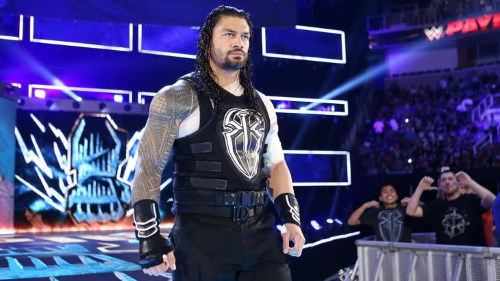Salary of Roman Reigns WWE