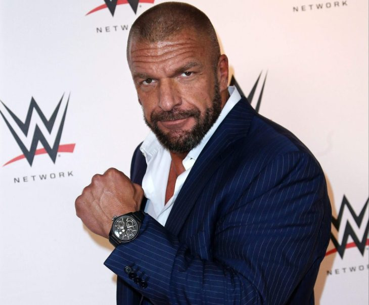 Salary of Triple H (Paul Levesque)