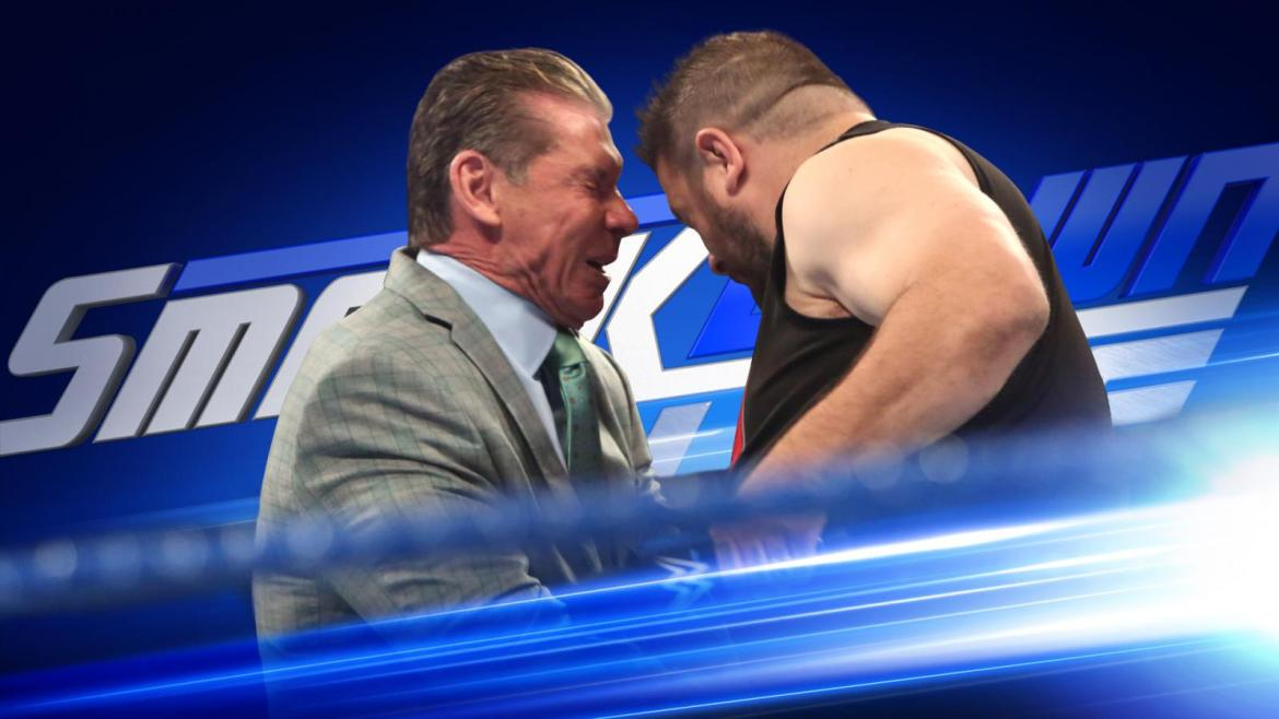 Results of Smack Down Live Episode 944