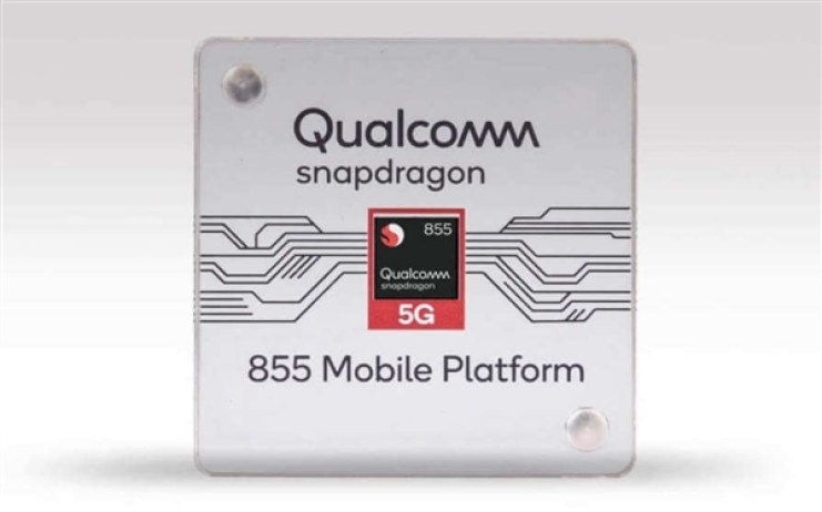 Snapdragon 855 Mobile Platform CPU with 5G Support (SDM855)