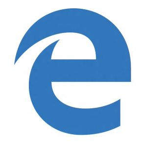 Existing Logo of Microsoft Edge