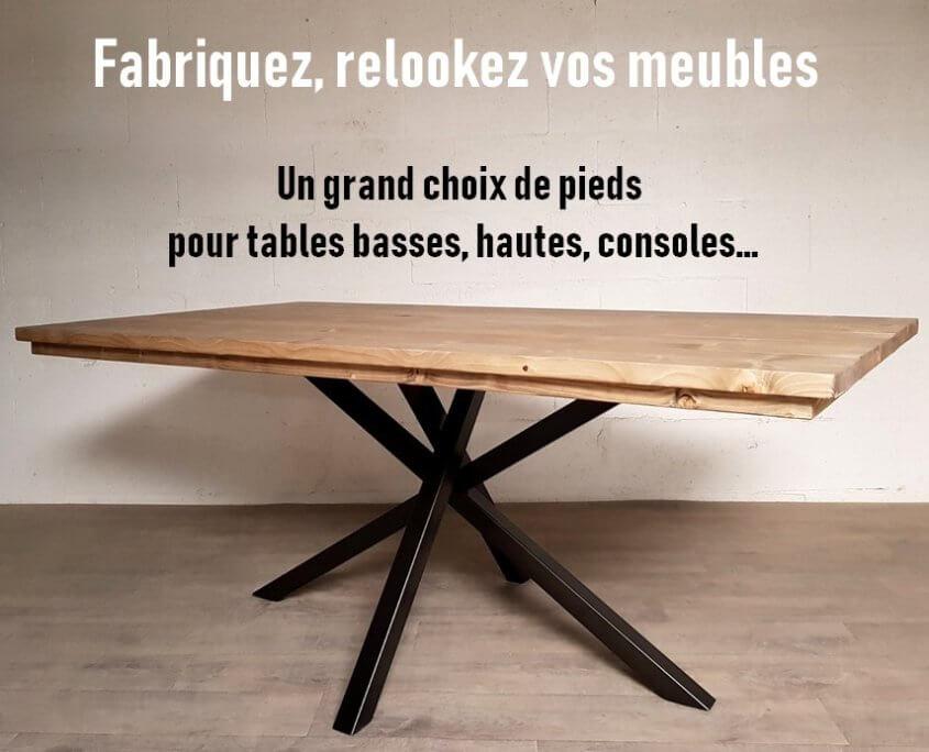 mobilier design style industriel