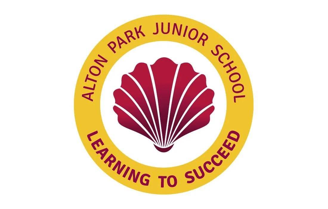 A fresh, modern logo for Alton Park Junior School by Pylon Design
