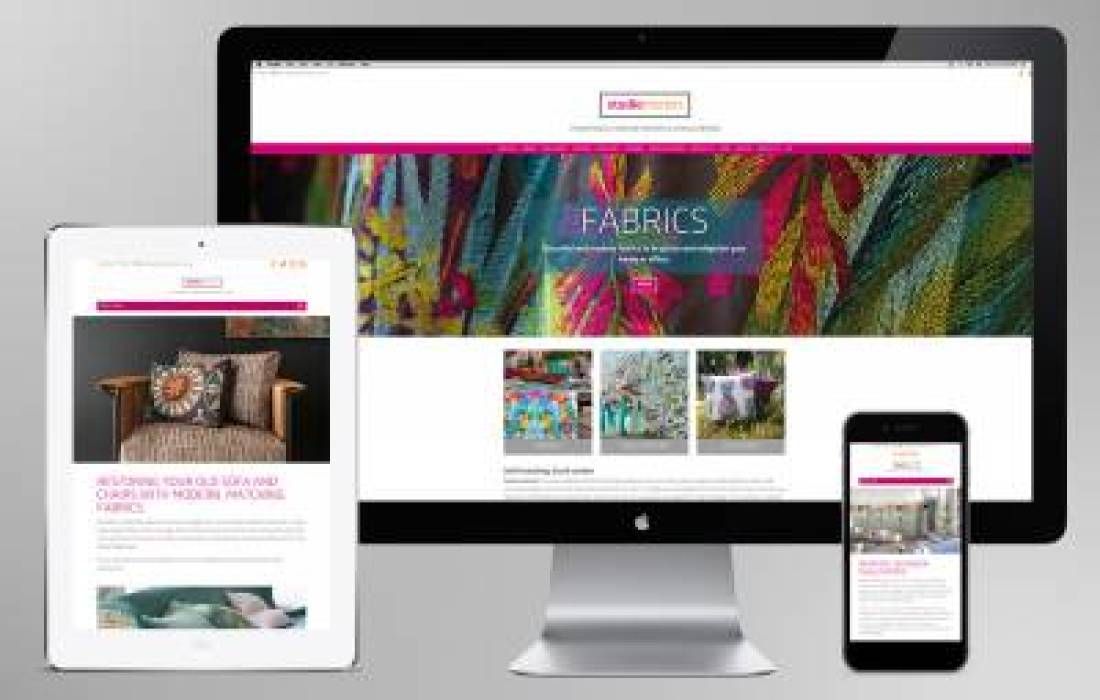 Studio Interiors Website