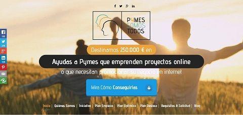 Ayudas y subvenciones para Pymes y Autonomos