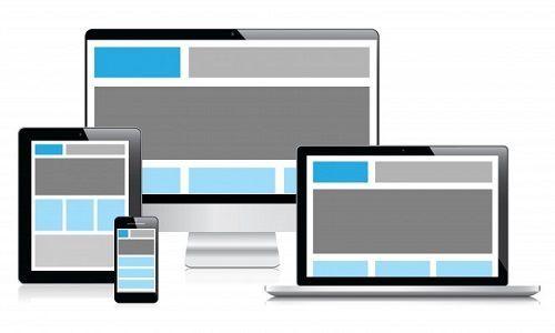 Pagina web responsive para moviles