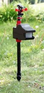 PestBye Jet Spray Repeller Motion Activated Animal Deterrent