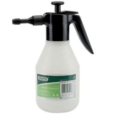 draper- 1.25l sprayer. Quality product but a little more expensive then other garden sprayers including larger ones.