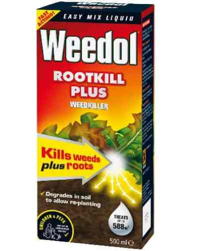 weedoll rootkill weed killer review
