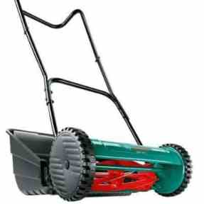 bOur Top Pick Bosch AHM 38 G Manual push mower review