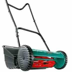 bosch push mower REVIEW