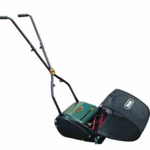 Webb push mower review