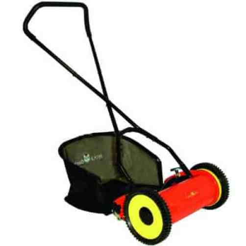 Wolf-Garten Push Mower Review