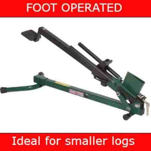 Sealey ls450h manual log splitter review
