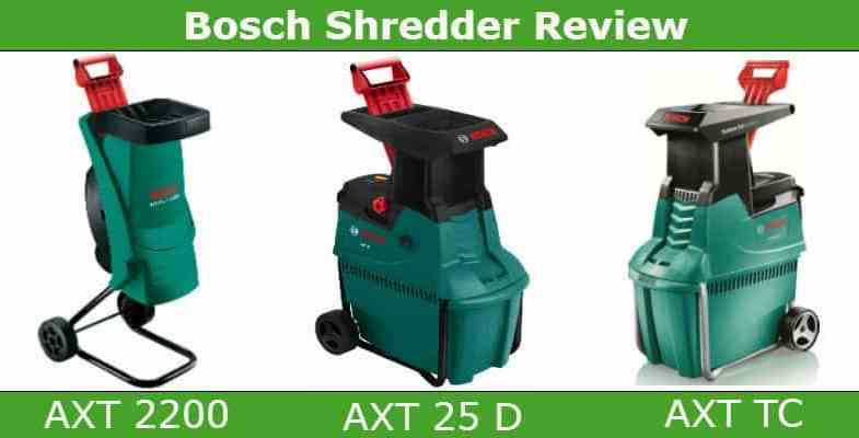 garden shredder. Best Bosch Garden Shredder \u2013 Choosing The Right Model For You