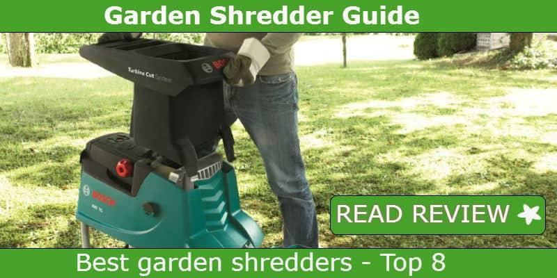 garden shredder review