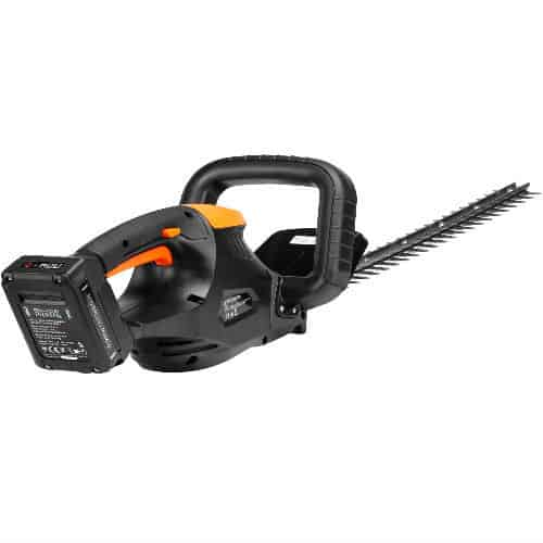 VonHaus 20V Max. Cordless Hedge Trimmer Review - Best Budget model