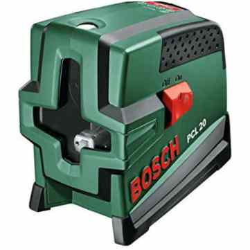 Bosch PCL 20 Cross Line Laser Level review