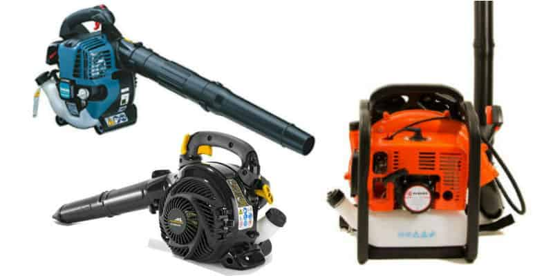 Best Petrol Leaf Blower - 5 Top Models Compared & Reviewed