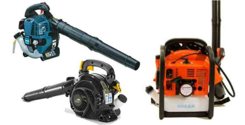 Best Petrol Leaf Blower – 5 Top Models Compared & Reviewed