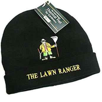 Lawn Ranger Thermal Hat - Great practical gift