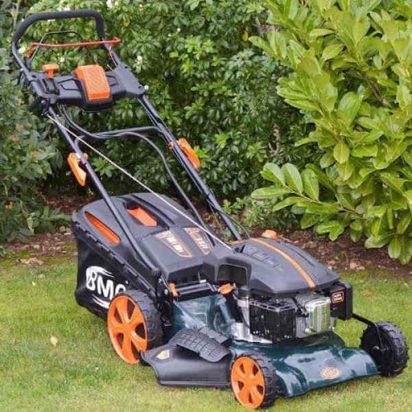 Best Petrol Lawn Mower 6 Top Models Reviewed Amp Compared