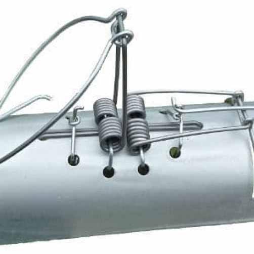 Duffus tunnel mole trap review