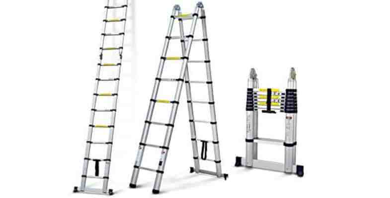 Telescopic Ladder Reviews – We compare and reveal 5 of the best models