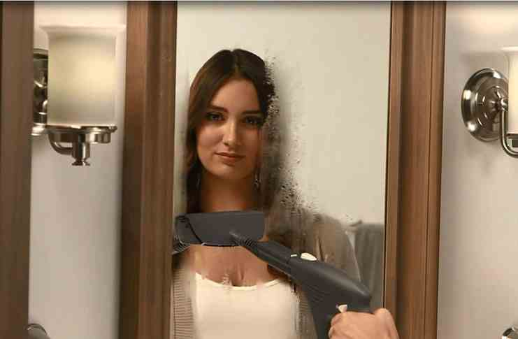 Steam S5 Kitchen and Bathroom Master window attachment