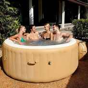 Best Inflatable Hot Tub - Lay-Z-Spa Palm Springs Inflatable Portable Hot Tub review