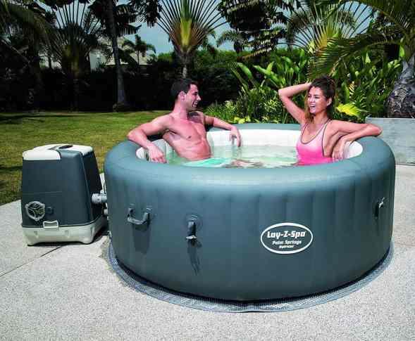 Lazy-Z-Spa Palm Springs HydroJet best model