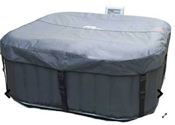 MSPA Luxury Alpine Jacuuzi Spa cover