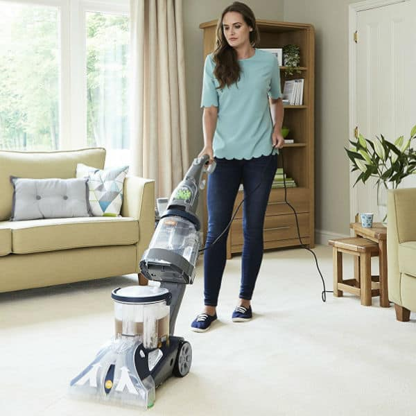 Vax V-125A All Terrain Upright Carpet Washer review