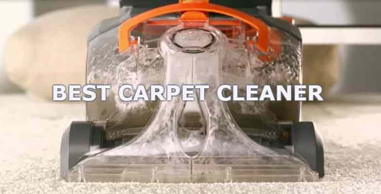Best Carpet Cleaner - We compare 10 top models to see which one if the best