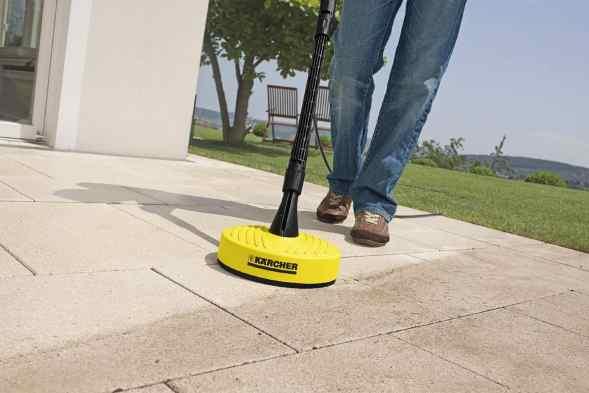 Kärcher K2 Premium Pressure Washer patio cleaner