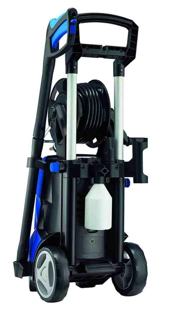 Nilfisk E 140.3-9 X-Tra Pressure Washer rear