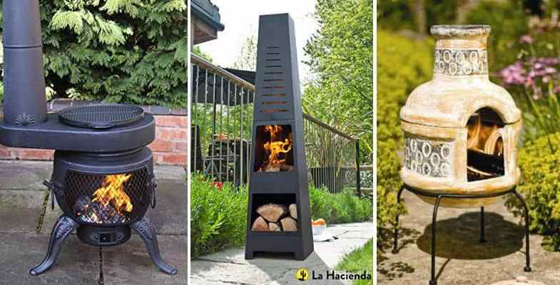 Top 8 Best Chimineas For Your Garden  – Buyers Guide and Reviews