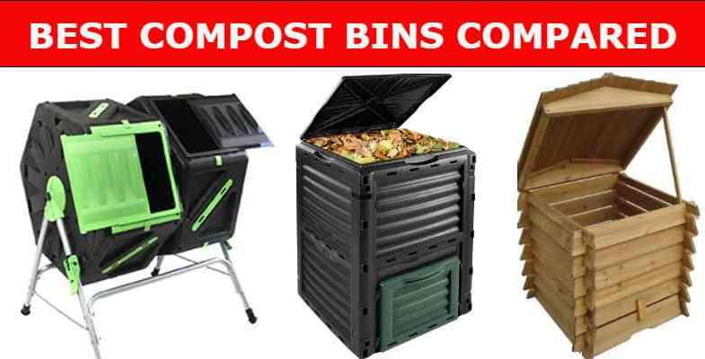 Top 7 Best Compost Bins & Compost Tumblers Reviewed & Compared