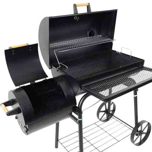 Azuma Steel Barrel BBQ Barbecue Smoker Review