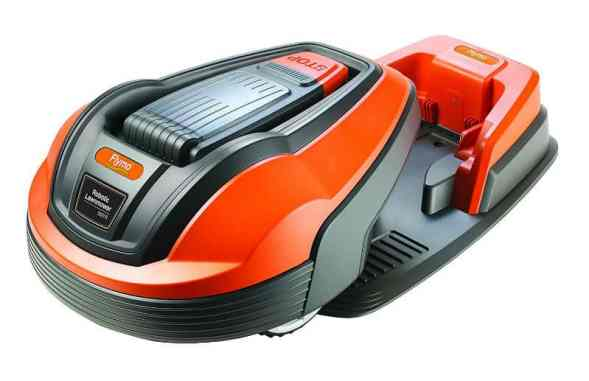 Flymo Lithium-ion Robotic Lawnmower 1200 R review
